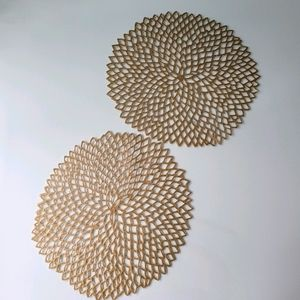 SET Of TWO Chilewich Dahlia Placemats